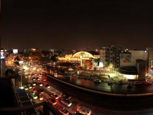 @후아 람퐁 호스텔 방콕 - 전망