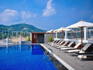 The ASHLEE Heights Patong Hotel & Suites Phuket - Piscina