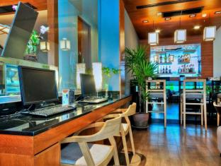 The ASHLEE Heights Patong Hotel & Suites Phuket - Internet corner