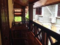Philaylack Villa 1: balcony/terrace