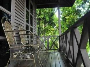 Sepilok Forest Edge Resort Sandakan - Balkon/Taras