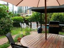 Grangewood Court Holiday Apartment: balcony/terrace