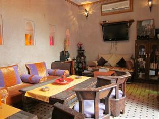 Riad Kechmara Marrakech - Lounge