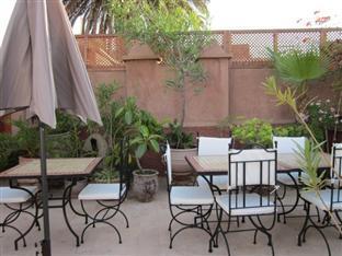 Riad Kechmara Marrakech - Terrace