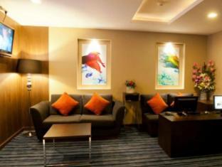 41 Suite Bangkok Hotel Bangkok - Business Center