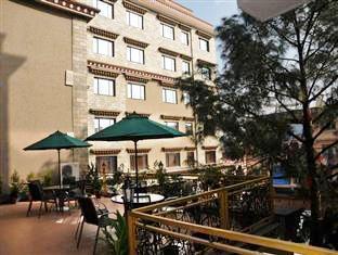 Hotel Tibet International Kathmandu - Exteriér hotelu
