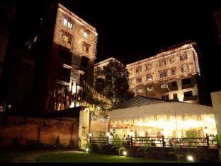 Hotel Tibet International Katmandu - Hotellet från utsidan