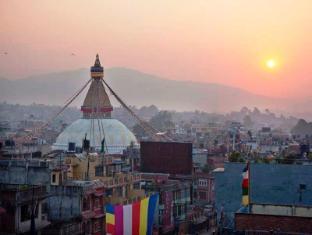 Hotel Tibet International Katmandu - Utsikt
