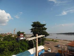 Mekong Sunshine Hotel Vientiane - View