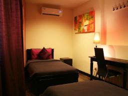 2 camas - habitación Kelantan