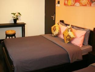 Homestyle Hotel Kuala Lumpur - Triple Room - Penang Room