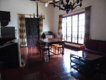 Salachampa Hotel & Restaurant: interior
