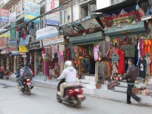 Peak Point Hotel Kathmandu - Hotel is within shopping belt of Thamel
