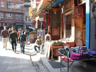 Peak Point Hotel Kathmandu - Shops around the hotel area