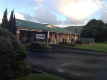 Beachcomber Motel & Apartments: entrance