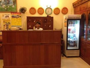 Modern City Hotel Phnom Penh - Reception Desk