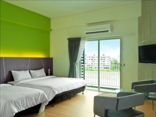 Marvelux Hotel Malacca - Deluxe King