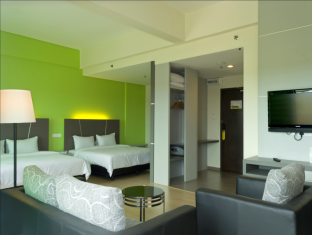 Marvelux Hotel Malacca - Family Suite