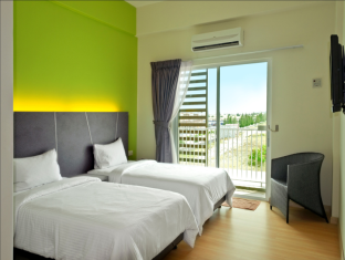 Marvelux Hotel Malacca - Superior Twin
