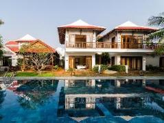 Riverside Bamboo Resort Hoi An Vietnam