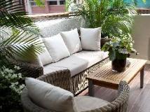 Hotel LBP: garden