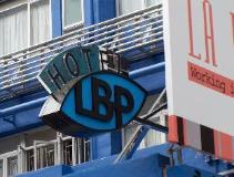 Hotel LBP: exterior