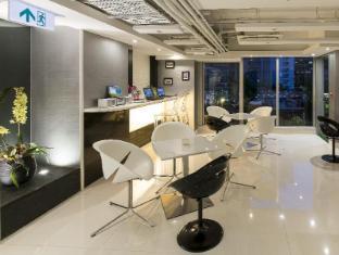 Hotel LBP Hongkong - Retseptsioon