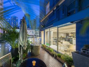 Hotel LBP Hong Kong - 4th Floor - Roof Garden