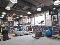Hotel LBP: fitness room