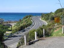 A Great Ocean View Motel: surroundings
