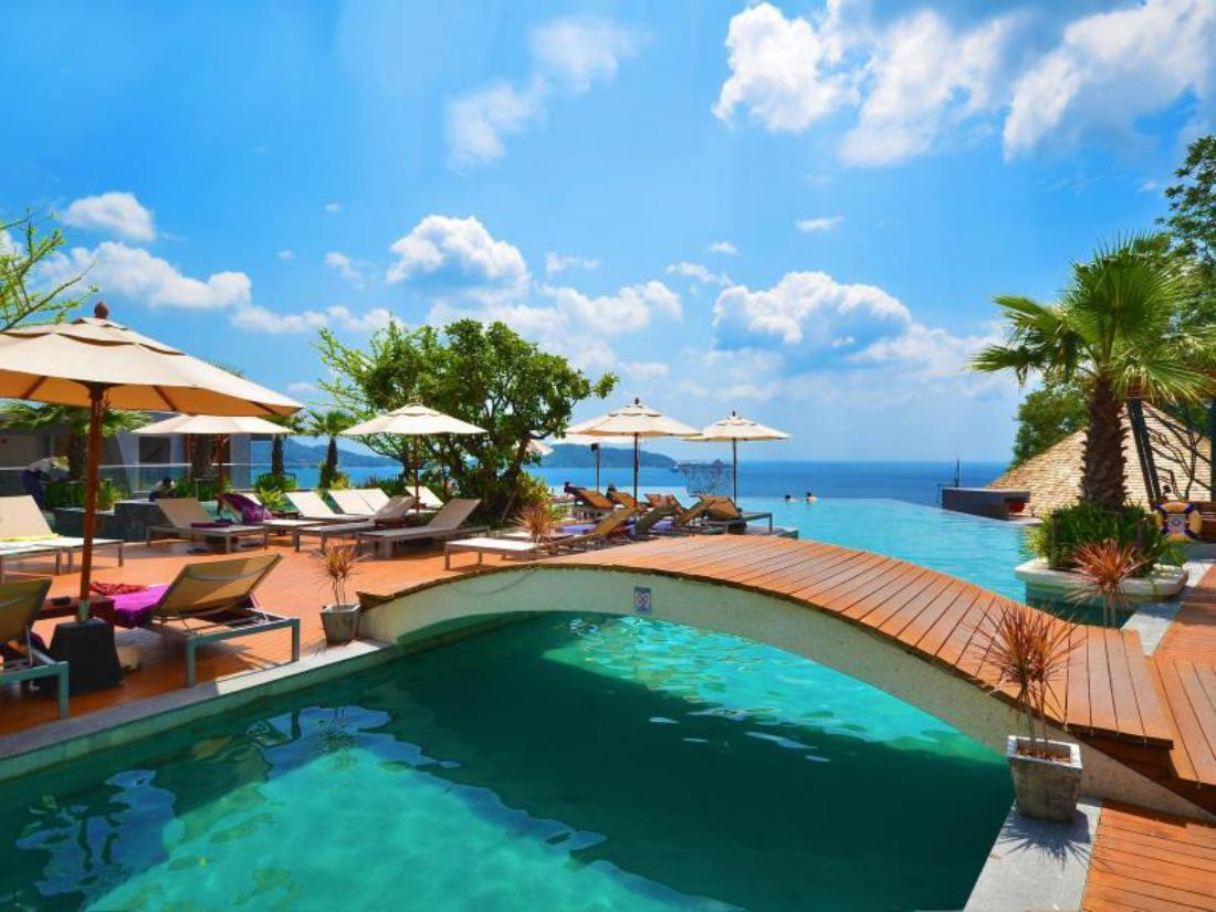Kalima Resort & Spa,Top 5 Luxury Hotels in Phuket, Thailand