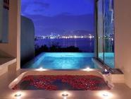 1 makuuhuoneen Villa uima-altaalla