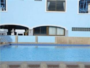 陽光旅館 華欣/七岩 - 游泳池