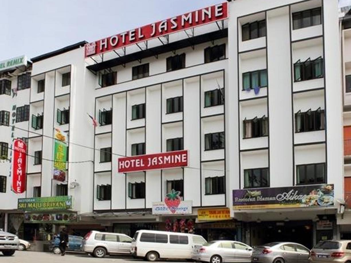 ジャスミン ホテル1