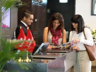 Ramada Downtown Abu Dhabi Abu Dhabi - Reception