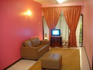 Nany Apartment Langkawi Langkawi - Living Area