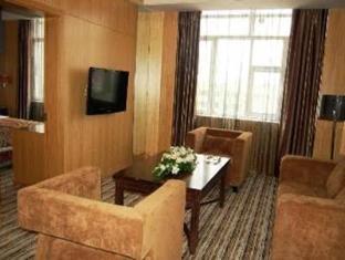 Harbin C.Kong Labor Hotel Harbin - Konuk Odası