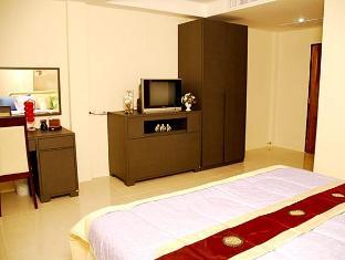 Squareone Phuket - Gästrum