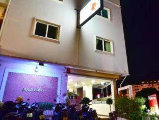 Squareone Phuket - Utsiden av hotellet