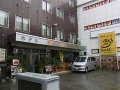 Black Spa Hotel Suehiro Inn Kamata Tokyo Japan