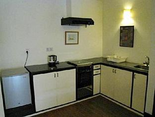 Arcadia Apartment Hotel Kathmandu - Kitchen