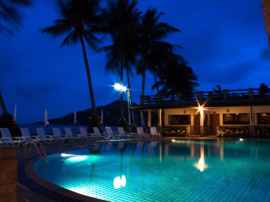 Phangan Bayshore Resort12