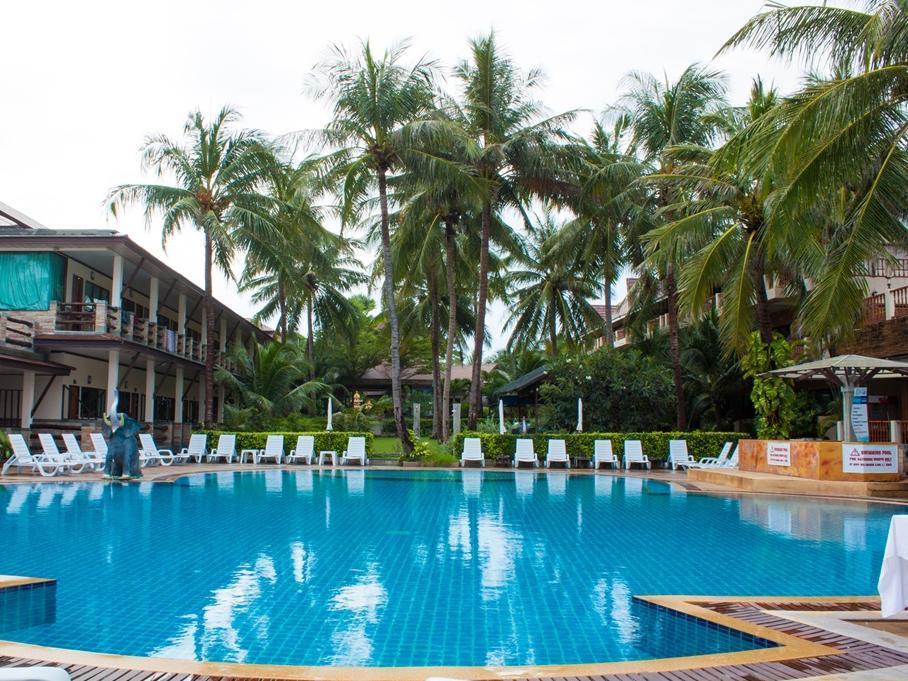 Phangan Bayshore Resort15