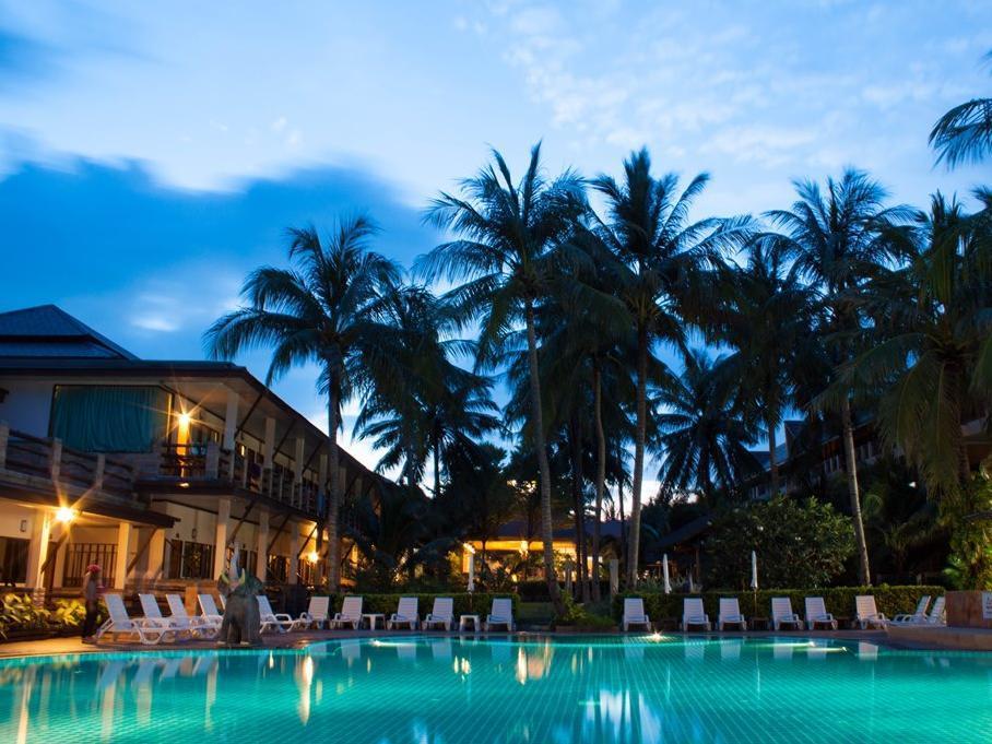 Phangan Bayshore Resort17