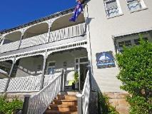 Cremorne Point Manor Hotel: exterior