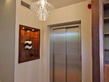 Cremorne Point Manor Hotel: interior