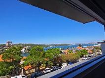 Cremorne Point Manor Hotel: view