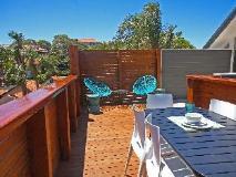 Cremorne Point Manor Hotel: balcony/terrace