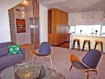 Cremorne Point Manor Hotel: kitchen