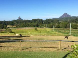 Blackwattle Farm B&B Sunshine Coast - view from guest room